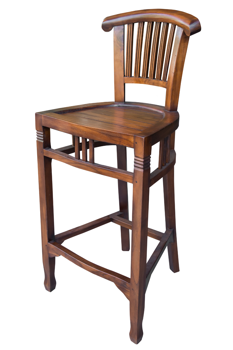c a barstool leyon collections teak furniture singapore